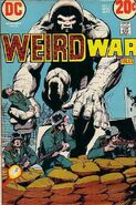 Weird War Tales Vol 1 8