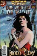 Wonder Woman Our Worlds at War 1
