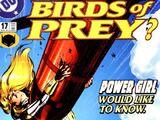 Birds of Prey Vol 1 17