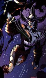 Black Lantern Magpie 001