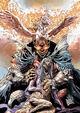 Demon Knights Vol 1 3 Textless