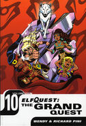 ElfQuest The Grand Quest Vol 10 TP