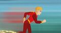 Flash DC Super Hero Girls 0001