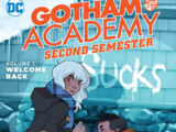 Gotham Academy: Second Semester: Welcome Back (Collected)