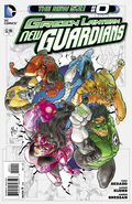 Green Lantern New Guardians Vol 1 0