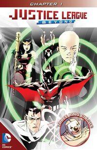 Justice League Beyond Vol 1 1 (Digital)