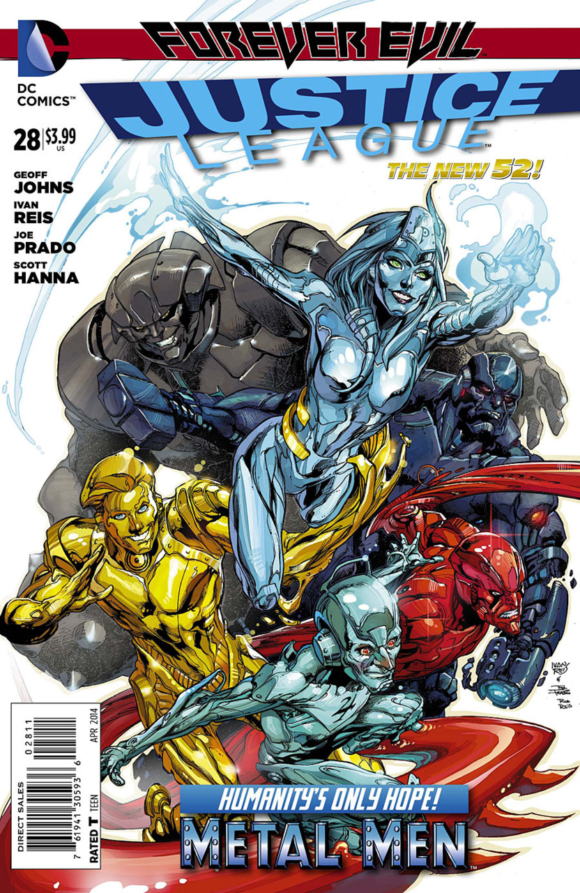 Justice League Vol 2 28   DC Database   FANDOM powered by ...