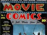 Movie Comics Vol 1 1