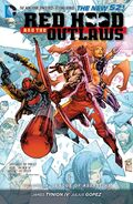 Red Hood and the Outlaws League of Assassins TPB