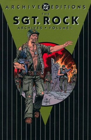 File:Sgt. Rock Archives Vol 1 1.jpg