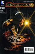 Sinestro Vol 1 2