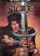 Sláine Warrior's Dawn