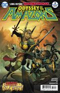 The Odyssey of the Amazons Vol 1 3