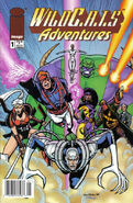 WildCATs Adventures Vol 1 1