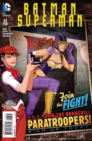 File:Batman Superman Vol 1 23 Bombshell Variant.jpg