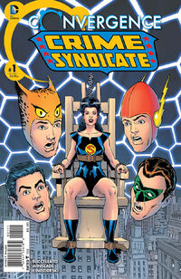 Convergence Crime Syndicate Vol 1 1