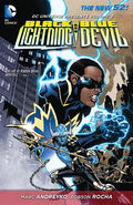 DC Universe Presents Black Lightning and Blue Devil (Collected)