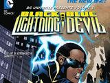 DC Universe Presents: Black Lightning and Blue Devil (Collected)