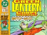 Green Lantern Corps Quarterly Vol 1 2
