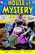 House of Mystery v.1 6