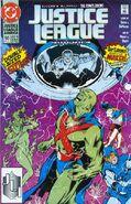 Justice League America 50