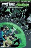 Star Trek Green Lantern The Spectrum War Vol 1 5