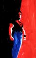 Superboy Vol 5 3 Textless Variant