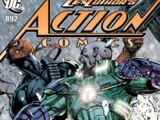 Action Comics Vol 1 892