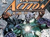 Action Comics Vol 1 892