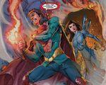 Kal-Il escapes Krypton