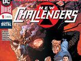 New Challengers Vol 1 1