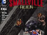 Smallville Season 11: Alien Vol 1 2