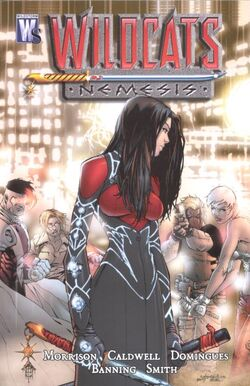 Cover for the Wildcats: Nemesis Trade Paperback