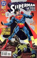 Conduit is dead... long live Superman!