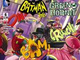 Batman '66 Meets The Green Hornet Vol 1 6