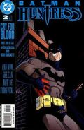 Batman Huntress Cry for Blood 2