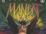 Batman: Manbat Vol 1 1