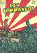 Boy Commandos 9