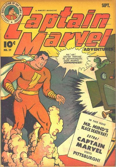 captain marvel 39