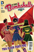 DC Comics Bombshells Vol 1 7