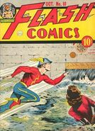 Flash Comics 10