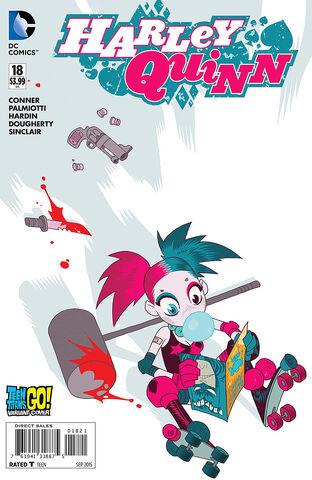 File:Harley Quinn Vol 2 18 Variant.jpg