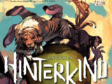Hinterkind: The Waking World (Collected)