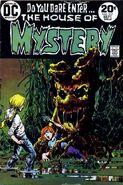 House of Mystery v.1 217
