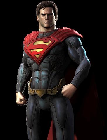 File:Kal-El (Injustice Gods Among Us) 001.png