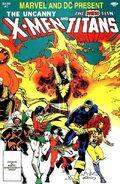 Marvel and DC Present Vol 1 1