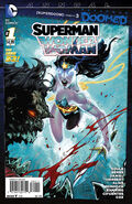 Superman Wonder Woman Annual Vol 1 1
