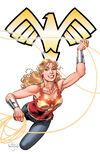 Wonder Girl Vol 2 1 Textless