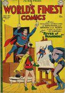 World's Finest Comics 52