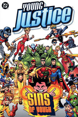 Young Justice Sins of Youth TP